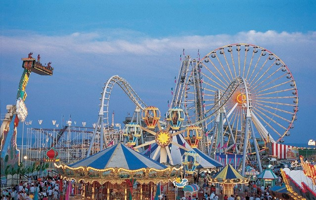 7 Best theme parks in California 2014