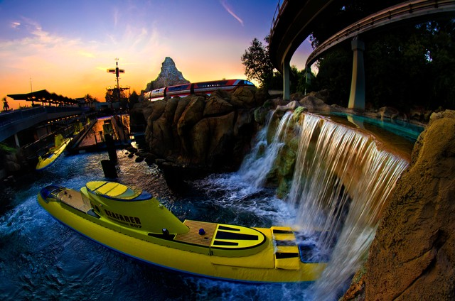 Ways to have thrifty theme park thrills - Save on souvenirs.