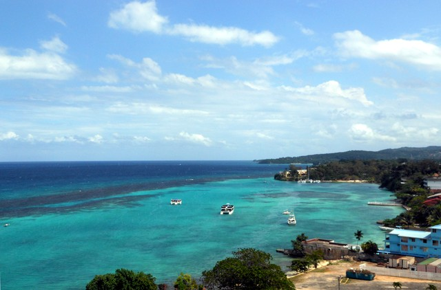 Jamaica Travel Tips - Arriving on the Rock